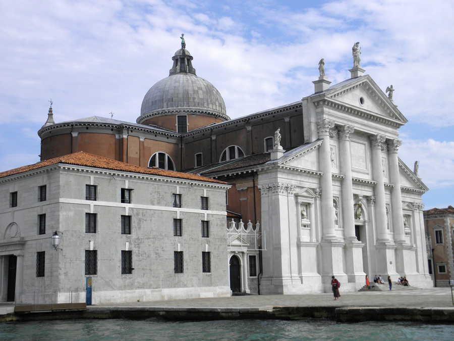 Venedig Stadt In Der Lagune